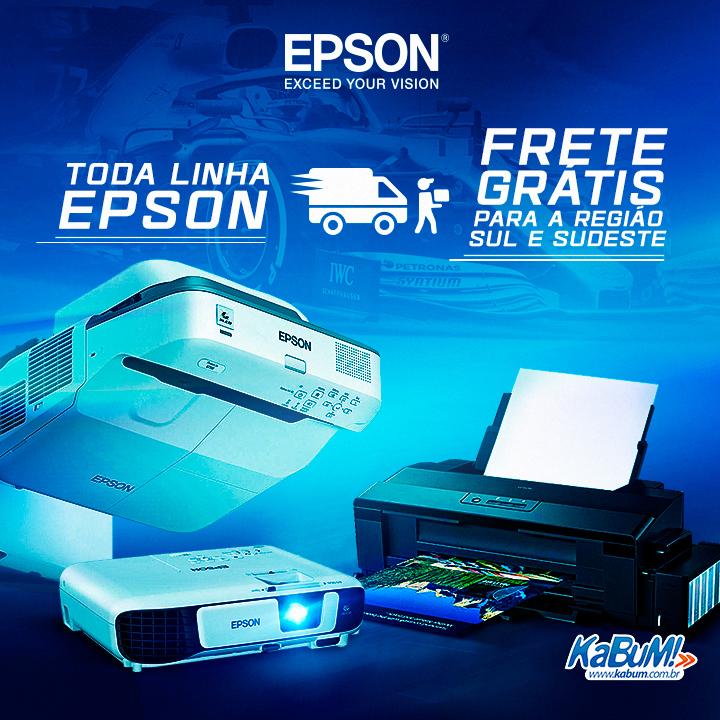 KaBuM! - Multifuncional Epson EcoTank L3150, Jato de Tinta, Colorida