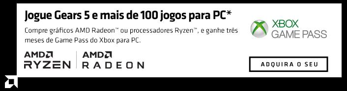 Processador AMD Ryzen 5 1600, Cooler Wraith Spire, Cache 19MB, 3 2GHz  (3 6GHz Max Turbo), AM4, Sem Vídeo - YD1600BBAEBOX